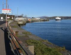 MV Argyle arriving Gourock (Russardo) Tags: ferry scotland clyde mac cal argyle calmac gourock mv caledonian arriving macbrayne