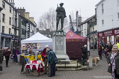Vote Leave, Kendal (new folder) Tags: leave politics lakedistrict cumbria marketplace warmemorial electioneering kendal eureferendum stricklandgate kendalfoodfestival brexit voteleave kendalfoodfest