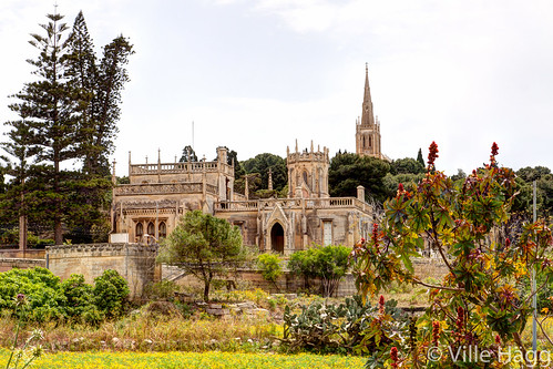 Graveyard of Malta