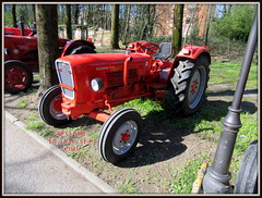 Gldner G75 (DaveFuma) Tags: tractor agriculture epoca trattore agricolo gldner g75