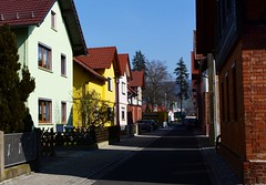 In Themar (:Linda:) Tags: street germany town thuringia themar