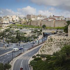 _MG_5090 (Douglas Garner) Tags: old city wall jerusalem rampart wak israel2016