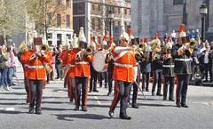 band of the household cavalry-freedom of the city of london parade /20/04/2016/ (philipbisset275) Tags: unitedkingdom cityoflondon centrallondon englandgreatbritain bandofthehouseholdcavary 20042016 freedomofthecityoflondonparade