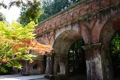 Nanzenji (jbilnoski) Tags: bridge trees tree brick nature japan outside outdoors kyoto asia buddha buddhist bricks buddhism zen risingsun nanzenji eastasia nanzen