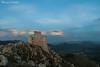(Francesco Drugantibus Cardarelli) Tags: sky italy panorama cloud mountain castle clouds landscape landscapes italia nuvole nuvola cielo castello lenticular montagna rocca abruzzo laquila orizzonte nubi calascio lenticolari bellabruzzo