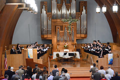 Bach Festival Day 3 (Baldwin Wallace University) Tags: music church festival choir united womens jordan bach wallace saul methodist baldwin conductor liturgical context berea porpora magnificat
