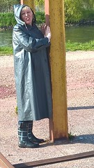 WP_20160430_17_38_58_Pro (Kleppergarry) Tags: vintage rubber latex raincoat klepper regenmantel kleppermantel