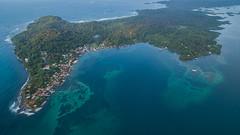 Insel Bastimentos Panama