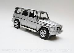 Mercedes-Benz G500 1:24 (KristofCs) Tags: car mercedes model 124 mercedesbenz welly g500