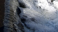 P1190818 (Rimager) Tags: water river waterfall dam fallingwater