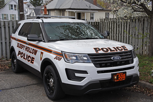 Sleepy Hollow Ford >> Picture Of Village Of Sleepy Hollow New York Police