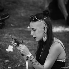 Keep on swinging (.KiLTRo.) Tags: chile santiago music girl festival rock rockroll lollapalooza kiltro reginmetropolitana