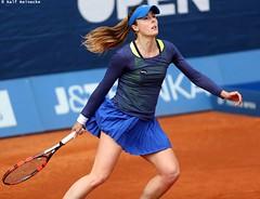 Alize Cornet - J&T Banka Prague Open 2016 02 (RalfReinecke) Tags: open prague tennis jt wta banka 2016 alizecornet ralfreinecke
