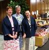 Hakone Three (pennykaplan) Tags: nancy penny yukata leena