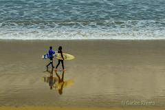 Espumas y reflejos martimos. (Airbeluga) Tags: espaa paisajes naturaleza olas santander cantabria marcantbrico piquio