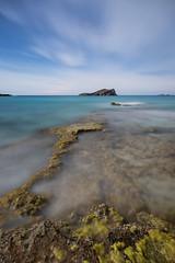 HOSTIA TERRIBLE (JLIbiza) Tags: noche mar mediterraneo ibiza isla verdes baleares azules calaconta sespartar