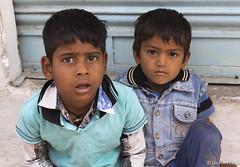 Miradas (lourdescasas.photo) Tags: viaje india retrato khajuraho 2016