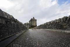 Eileen Donnan Castle (handmiles) Tags: bridge colour castle history stone architecture scotland scenery flickr sony famous wideangle scene medieval scot serene popular tamron scotish tamron1024mm sonya77m2 sonya77mark2 mileshandphotography2016