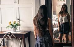 26 (Andre Schimidt) Tags: old windows red brazil woman white cute verde green nature girl smile make up hat espelho brasil hair mirror colorful stair pretty photos natureza mulher hipster pale vermelho nostalgia curitiba indie cult cannon sorriso walls parana fotografia amateur menina historia cabelo paredes amador cwb janelas antigo escadas t3i lapa historica chapeu feminia