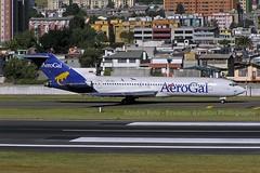HC-CDJ (Sandro Rota - Ecuador Aviation Photography) Tags: quito ecuador fotos boeing aeropuerto uio spotting aviones 727 aviacion sequ jt8d ecuadoraviationphotography