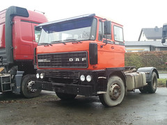 DAF 3300 Turbo Intercooler (Vehicle Tim) Tags: truck turbo oldtimer intercooler daf lkw 3300 szm sattelzugmaschine