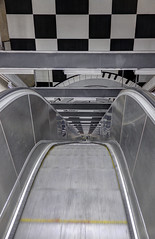 Konst i Stockholms t-bana (Ana >>> f o t o g r a f  a s) Tags: underground subway europa europe metro sweden stockholm schweden sverige scandinavia sthlm hdr estocolmo stoccolma suecia tunnelbana fused tbana kungstrdgrden tunnelbanan photomatix escandinavia potd:country=es hdrworldsweden
