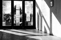the counter (hydRometra) Tags: light bw sun london shadows interior bn ombre hackney sole londra luce interno thecounter