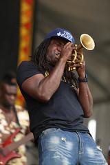Jazz Fest - Shamarr Allen