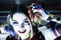 Harley Quinn (gax8627) Tags: fashion comics movie dc funny cosplay joke clown cartoon harley crime batman quinn movies joker dccomics harleyquinn suicidesquad