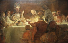 Rembrandt: Claudius Civilis (Davydutchy) Tags: art netherlands schilder amsterdam museum painting march kunst nederland national painter rijksmuseum paysbas rembrandt niederlande claudius maler cuypers 2016 gemlde civilis
