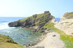 north batan  (gms<) Tags: ocean summer trekking rocks hills hikes batanes naturelovers vacay wowphilippines