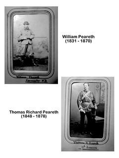 William and Thomas Richard Peareth