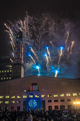 Magical! (A Great Capture) Tags: new city eve urban ontario canada tower clock beautiful night dark lights downtown photographer artgallery fireworks nye canadian boom nighttime years civiccentre bang mississauga janvier hanabi firecrackers fuegosartificiales fuegos décembre 花火 on sauga fogosdeartifício lhiver agc 2016 ald 烟花 불꽃 نارية 烟花爆竹 фейерверк jamesmitchell celebrationsquare ash2276 ألعاب adjm fuochid'artificio wwwagreatcapturecom agreatcapture mobilejay desfeuxdartifice