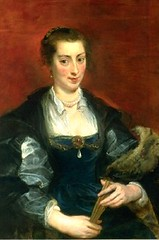 Peter Paul Rubens, Bildnis einer Frau / Portrait of a Woman (HEN-Magonza) Tags: germany deutschland peterpaulrubens portraitofawoman gemldegalerieberlin bildniseinerfrau