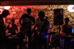 La Vaca (martinnarrua) Tags: music argentina rock 35mm dark la nikon shadows darkness live under livemusic indie entre indierock f18 ros amateur msica sombras vaca oscuridad oscuro coln afs3518gdx nikond3100 almatierra