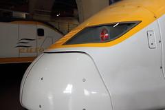 NATIONAL RAILWAY MUSEUM (Andrew Mansfield - Sheffield UK) Tags: york tren eurostar trains railways treno nrm nationalrailwaymuseum ferrocarril 3308 nrmyork