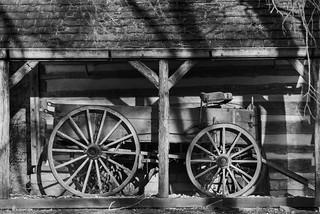 Christina's wagon