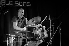 Invisble Sons November 15-84 (Steve_o581) Tags: music band morley crosskeys invisiblesons