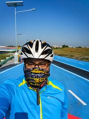 syklane_11 (plynoi) Tags: bike thailand samutprakan suvarnabhumiairport nexus5x
