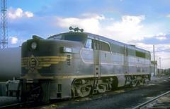 EL Alco PA1 856 (Chuck Zeiler) Tags: railroad el locomotive erie lackawanna alco 856 pa1