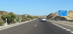A-66-20 (European Roads) Tags: de la sevilla andaluca spain plata andalusia alto venta santiponce autova a66 gerena algaba