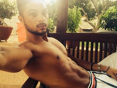 Ooops (Stefanos Constantinou) Tags: summer male body models fitness abs