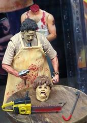 IMG_6534 (danimaniacs) Tags: toy leatherface stuff horror texaschainsawmassacre