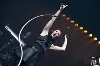 February 1st, 2015 // Epica at AB // Shot by Daria Colaes