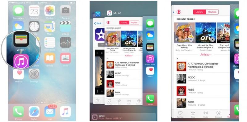 Tweak នេះអាចអោយអ្នកប្រើប្រាស់មុខងារ Force Touch ដើម្បីឆ្លងពីកម្មវិធីមួយទៅកម្មវិធីមួយទៀត និង បើក Multitasking លើ iPhone អោយដូចទៅនឹង iPhone 6S អញ្ចឹង