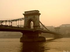 Budapest, Hungary (boti_marton) Tags: city sunset lumix europa hungary cityscape budapest panasonic duna dmc magyarorszg lnchd chainbridge lz20