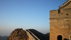 DSC09705 (rickytanghkg) Tags: china morning winter snow cold landscape ancient asia ruin thegreatwall