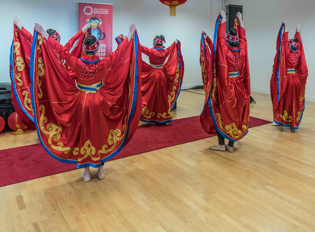 Chinese Irish Cultural Academy of Dance [Year Of The Monkey Festival]-111649