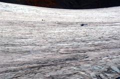 Weather Station Repairs (Dru!) Tags: canada ice work melting bc britishcolumbia glacier helicopter melt mitchell climatechange weatherstation coastmountains boundaryranges seabridgejulyolympus