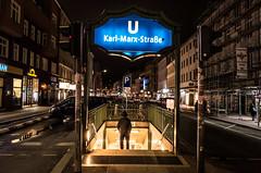 Going underground. Berlin, December 2015. (joelschalit) Tags: poverty berlin karlmarx germany communism ubahn left marxism socialism neukölln inequality anticapitalism historicalmaterialism